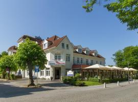 Hotel Am Strand, Hotel in Kühlungsborn