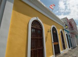 Casa Sol Bed and Breakfast, accessible hotel in San Juan