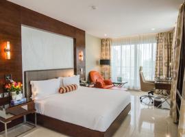Harbour View Suites, hotel en Dar es Salaam