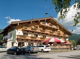 Ferienhotel Alpenhof, hotel in Aurach bei Kitzbuhel