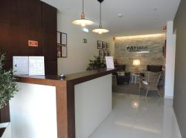 Fátima GuestHouse, quarto em acomodação popular em Fátima