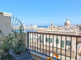 La Falconeria Hotel, hotel near St. Paul's Cathedral, Valletta