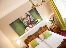 Urban Stay Salzburg City, Hotel in der Nähe von: Getreidegasse, Salzburg