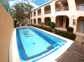 Hotel Rio Balsas, hotel in Manzanillo
