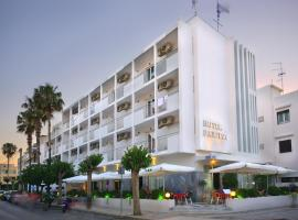 Paritsa Hotel, family hotel in Kos Town