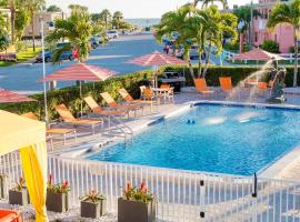 St. Pete Beach Suites, hotel in St Pete Beach