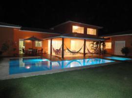 Maracajau - Luxury Beach Villa, hotel in Maracajaú