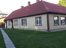 Vingi Apartment 12, loma-asunto Pärnussa