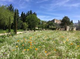 Domaine Les Martins - Gordes, country house in Gordes