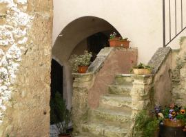 Residence Il Palazzo, hotel in Santo Stefano di Sessanio