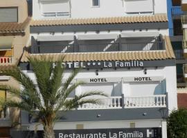 Hotel La Familia, hotel en El Campello