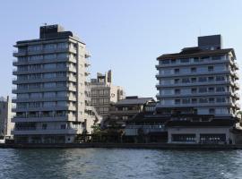Hotel Kaibo, hotel near Wakura Onsen, Nanao