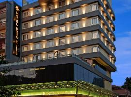 Hotel Suba Elite, hotel in Vadodara