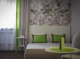 Aura Hotel-ZURO, отель в Ульяновске