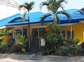Yellow House Room Or House Rental, hotel sa Subic