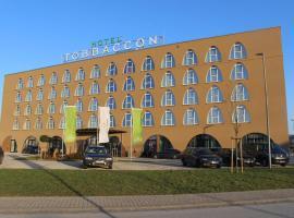 Tobbaccon Hotel, hotel near Abbey and Altenmünster of Lorsch, Bensheim