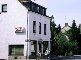 Hotel Lahaye, hotel in Valkenburg