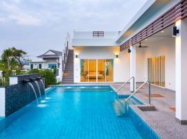 Sivana Gardens Pool Villa บ้านพักในหัวหิน