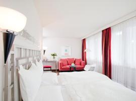 Romantik Hotel Metropol, hotel in St. Gallen