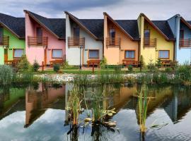 Tatralandia Apartmán, hotel poblíž významného místa Aquapark Tatralandia, Liptovský Mikuláš