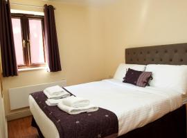 Cocoon @ International Inn + Apartments, hotel in Liverpool