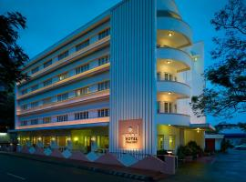 Grand Hotel, hotel near District and Sessions Court, Cochin