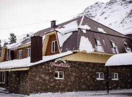 Kafe-Hotel FreeRide, hotel in Terskol