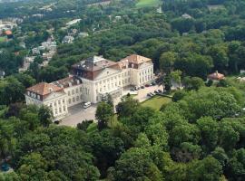Austria Trend Hotel Schloss Wilhelminenberg Wien, pet-friendly hotel in Vienna