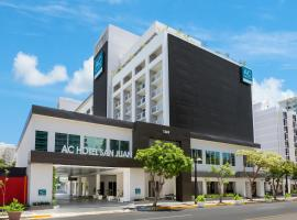 AC Hotel by Marriott San Juan Condado, hotel in San Juan