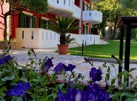 Oasis Exclusive, hotel near Sarakiniko beach, Parga