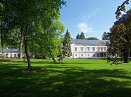 Zámek Ratměřice - Hotel & Resort, hotel in Ratměřice