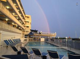 Armada By The Sea, three-star hotel in Wildwood Crest