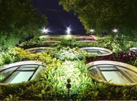 十字路口弗羅拉酒店,吉隆坡的飯店