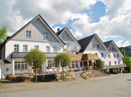 Hotel Garni Dorfkammer, hôtel à Olsberg