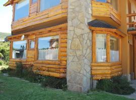 Cabaña Michay, complejo de cabañas en San Carlos de Bariloche