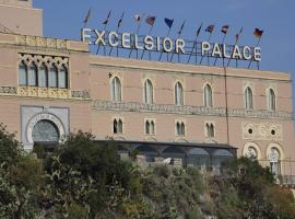 Excelsior Palace Hotel, Hotel in Taormina