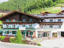Alpenhotel Tauernstüberl, hotel v destinaci Zell am See