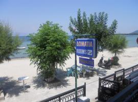 Paschalitsa Rooms, hotel in Skala Prinou