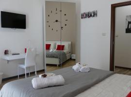 B&B Fusorario, hotel in zona Stadio Angelo Massimino, Catania