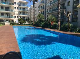 Apartamentos Jardin Turquesa, resort in Lloret de Mar