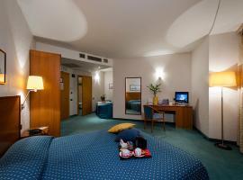 Classic Hotel Tulipano, hotel a Terni