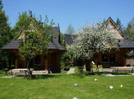 Jędruś, accessible hotel in Zakopane