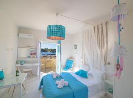Del Mare Beach Hotel, hotel in Sidari