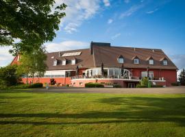 Golf & Country Hotel, Hotel in der Nähe von: Schloss Clervaux, Clerf