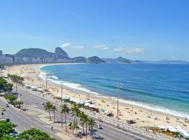 Selina Copacabana, hotel v destinácii Rio de Janeiro