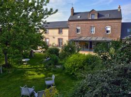 Chambres d'hôtes Ferme du Feugrès, accessible hotel in Saint Germain la campagne
