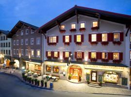 Genießerhotel Döllerer, hotel in Golling an der Salzach