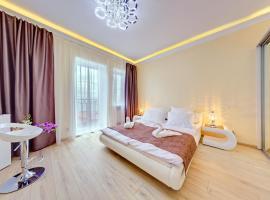 Апартаменты Exclusive, отель в Зеленоградске