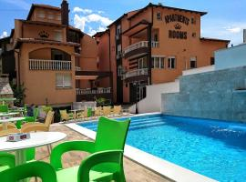 Hotel Villa Nadin, hotel in Mostar