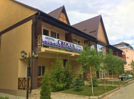 Hotel Crocus, отель в Бостери